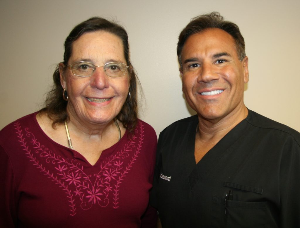 francine-with-dr-leonard
