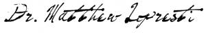 Lopresti Signature