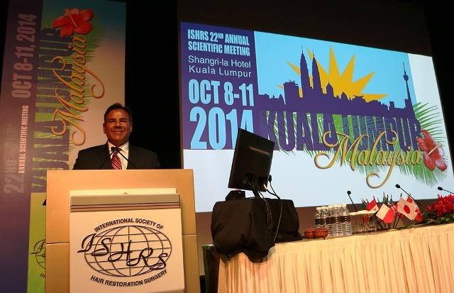 The ISHRS Annual Scientific Meeting in Kuala Lumpur, Malaysia